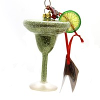 Holiday Ornaments MARGARITA ORNAMENT Glass Margaritaville 4058596