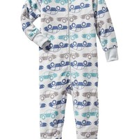 Old Navy Printed Performance Fleece Sleeper For Baby