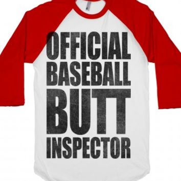 White/Red T-Shirt | Funny Sports Shirts