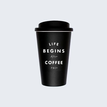 Life Begins After Coffee - Mug