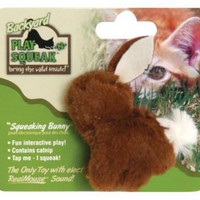 Backyard Bunny Cat Toy