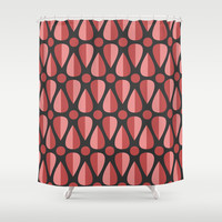 Halves  Shower Curtain by ItsJessica
