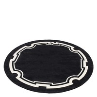 Black and Off White Rug | Eichholtz Palazzo