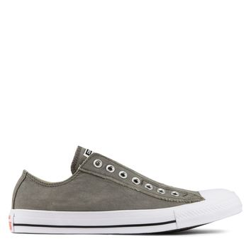 Converse Chuck Taylor All Star Slip-On - Charcoal Orange 48dd9dc917