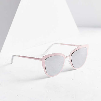 Quay Super Girl Cat-Eye Sunglasses | Urban Outfitters