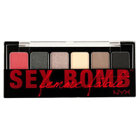 The Sex Bomb Shadow Palette | NYX Cosmetics