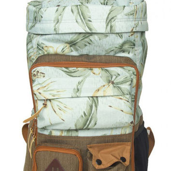 Shop Billabong Mountain Backpack in Taupe | Jack's Surfboards