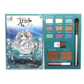 e.l.f. Disney Ariel Treasure Within Beauty Book Gift Set | Walgreens