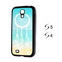 Summer Beach Sea Dreamcatcher Samsung Galaxy S5 and Galaxy S4 Case