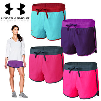 Under Armour Casual Drawstring Sport Gym Yoga Running Shorts