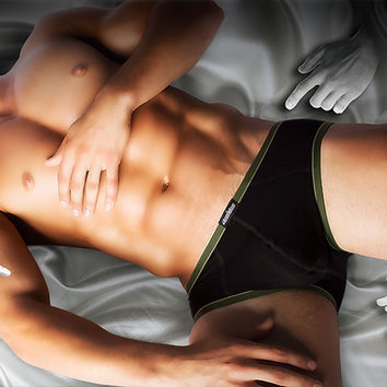 Outline Black - Underwear range at aussieBum