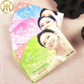 Face Mask 50 Sheets Pro Powerful  Oil Absorbing