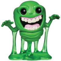 "POP Vinyl Ghostbusters Movie ""Slimer"" 30th Anniversary Collectible Figure"