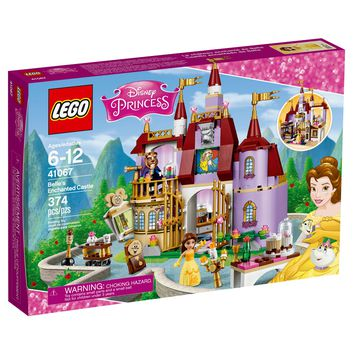 LEGO® Disney Princess Belle's Enchanted Castle 41067