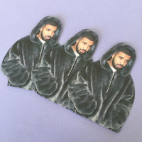 Cool Drizzy Sticker Set