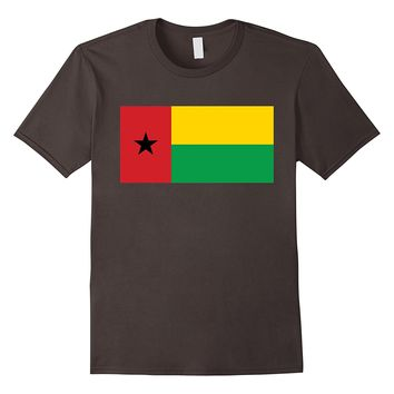 Flag of Guinea-Bissau T-Shirt