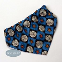SewAmazin's Studio: Summer Dog Bandanas and Scrunchie Neck Ruffles