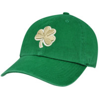 Notre Dame Fighting Irish '47 Brand Classic Franchise VI Fitted Hat – Green