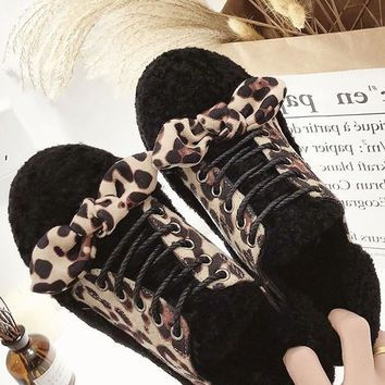 New Camel Round Toe Sequin Fashion Ankle Shoes