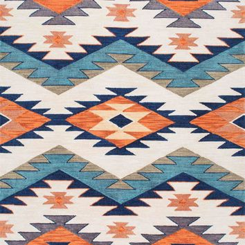 nuLOOM Hand Hooked Tribal Rhona Multi-Color Rug