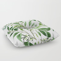 Abundance || Floor Pillow by 83oranges