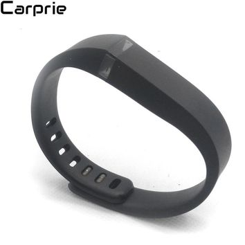11 colors 20cm WATCH band Replacement TPU Wrist Band For Fitbit Flex Bracelet Smart Wristband