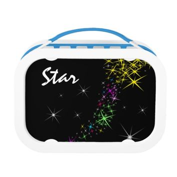 Christmas Star Lunch Box