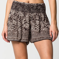 PATRONS OF PEACE Paisley Womens Shorts | Shorts