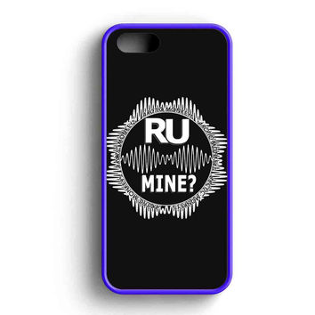 Artic Monkey Are You Mine iPhone Case For iPhone SE, 5/5s, 5c, 4