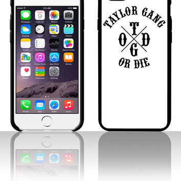 Taylor Gang or Die 5 5s 6 6plus phone cases