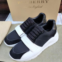 BURBERRY  millimeter classic sports shoes