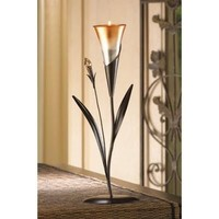Dawn Blossom Tealight Candle Holder