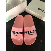 Trendsetter Givenchy Casual Fashion Women Sandal Slipper Shoes