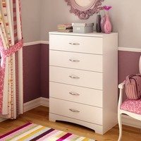 Back Bay 5 Drawer Chest