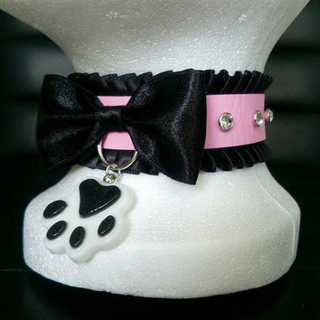 Petplay Collar Paw