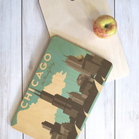Anderson Design Group Chicago Cutting Board Rectangle