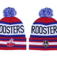 hcxx Sydney Roosters Beanies New Era NRL Football Hat