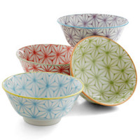 Slaw of the Land Bowl Set | Mod Retro Vintage Kitchen | ModCloth.com