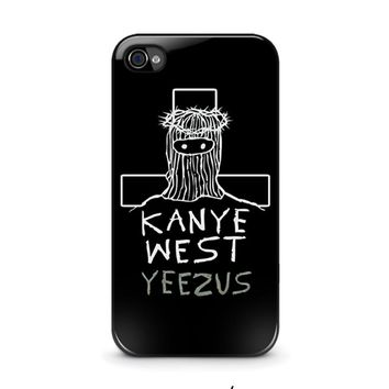 KANYE WEST YEEZUS iPhone 4 / 4S Case Cover
