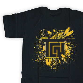 DJ TECHNORCH T-shirts 02 - GraphersRock