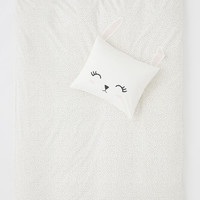 Patterned Duvet Cover Set - White/rabbit - | H&M US