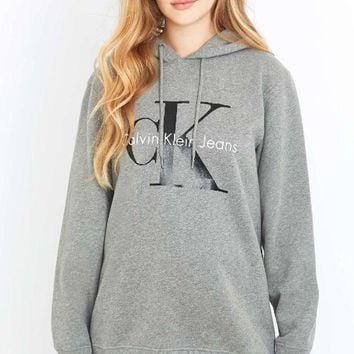 DCCKL72 Calvin klein Long Sleeve Pullover Sweatshirt Top Sweater Hoodie