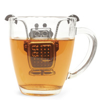 Kikkerland Best Seller Armed With Technology Tea Infuser