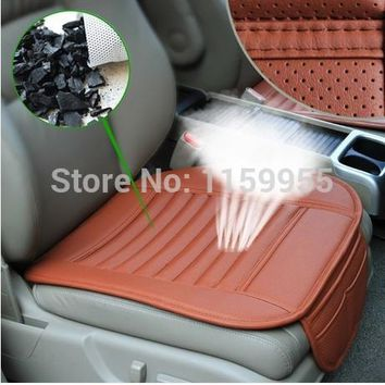 Automotive upholstery leather Car seat cover car seat Auto seat cushion cool Car Wear Set chair antimacassars
