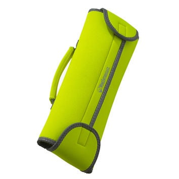 BottleGuard Neoprene Wine Bottle Protector & Carrier (Neon)