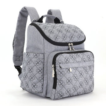Large Diaper bag Backpack baby Stroller Organizer Fashion mother maternity bag nappy changing cart bag back pack for travel