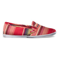 Multi Stripes Slip-On Lo Pro