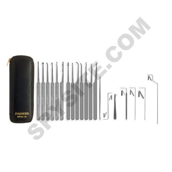 20 Piece Lock Pick Set