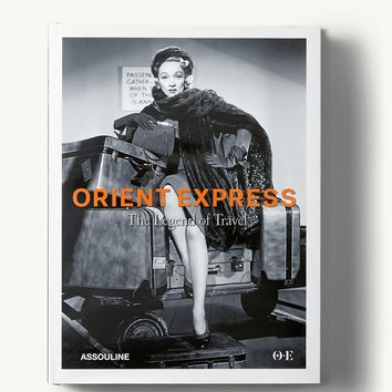 Orient Express: Legend of Travel Book