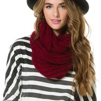 BILLABONG MOONRISE STORM INFINITY SCARF